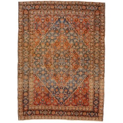 Tabriz Antique rug - Hialeah, Colorado Springs, Chesapeake, Omaha, Scottsdale, Raleigh, North Las Vegas, Miami, Irving