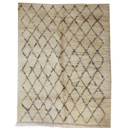 Beni Ourain Vintage Rug from Morocco - we ship to Copenhagen, Oslo, Helsinki, Milano, Paris, Roma, Madird
