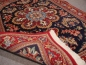 Preview: 13686 Qum rug Iran / Persia 4.7 x 3.3 ft / 144 x 101 cm