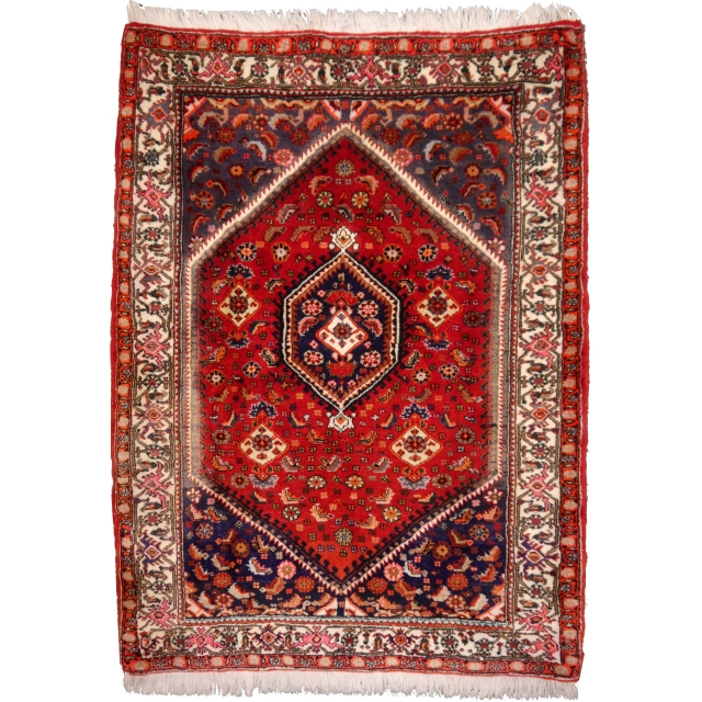 14621 Bidjar persian rug 3.8 x 2.9 ft / 115 x 87 cm