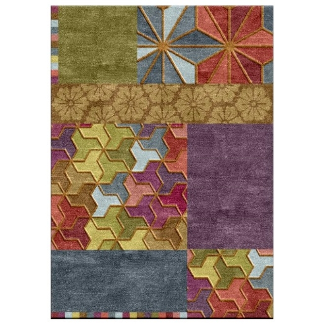 400302-MN147-01 EDITION Collection Makalu Design RUG