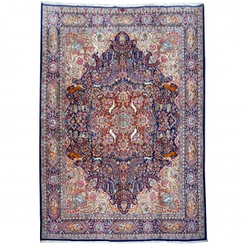 10114 Kerman persian rug 13.1 x 9.10 ft / 400 x 300 cm
