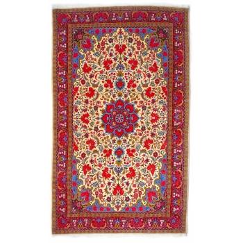 08431 Bidjar rug Sherkat Farsh hand knotted wool 8.4 x 5.1 ft / 257 x 154 cm