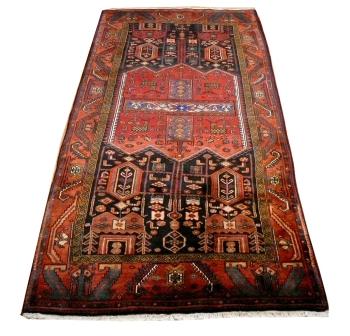 8853 Gerus Teppich vintage handgeknüpft 274 x 130 cm