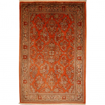 11201 Ghiasabad Saruk Sarough Teppich 162 x 106 cm