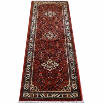13546 Hosseinabad Teppich 207 x 77 cm