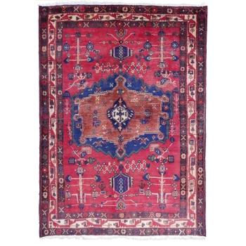 12055 Afshari Teppich vintage 203 x 144 cm