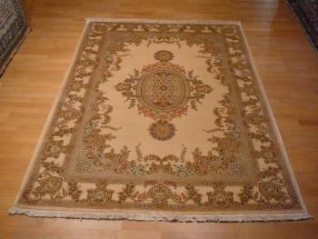 12182 Tabriz Teppich 229 x 170 cm