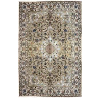 12203 Keshan / Kashan Übermaß Orientteppich 434 x 315 cm