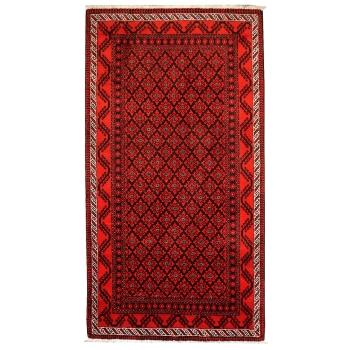 12671 Belutsch Teppich Afghanistan 225 x 118 cm
