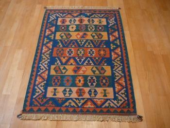 12898 Kelim Teppich 120 x 80 cm