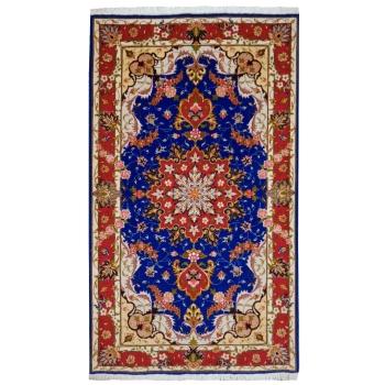 13034 Tabriz Teppich 127 x 72 cm