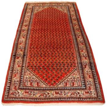 13291 Sarough Serabend Teppich alt 206 x 136 cm