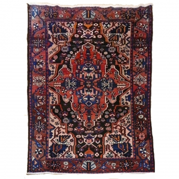 13374 Bachtiari vintage Teppich vintage 208 x 160 cm