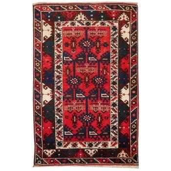 13411 Dosemealti vintage Teppich Türkei 180 x 120 cm