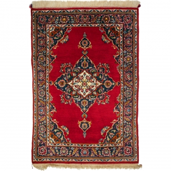 13722 Keschan alt Teppich 154 x 104 cm