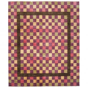 13888 Loribaft Teppich fein Indien 278 x 258 cm