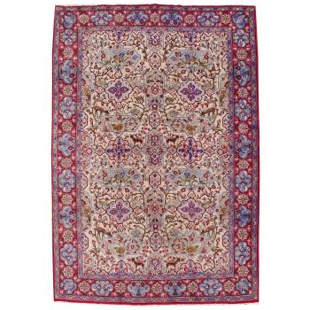 14203 Isfahan Esfahan rug 10.3 x 7.2 ft / 315 x 220 cm