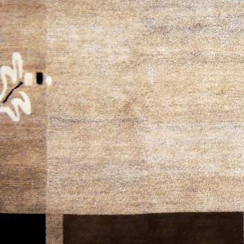 14380 Hemp and Wool Design rug Tibet 11.2 x 8.3 ft / 340 x 252 cm