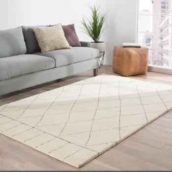 14439 Nostalgia Jaipur rug India 8.2 x 4.9 ft / 250 x 150 cm