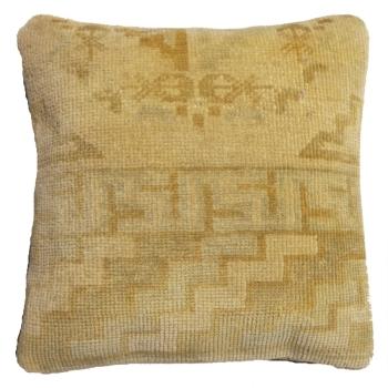 14579 Khotan Rug Pillow Cover DS KHO05 18 x 18 inch / 45 x 45 cm
