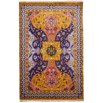 14610 Petag Täbriz Teppich Indien 183 x 122 cm