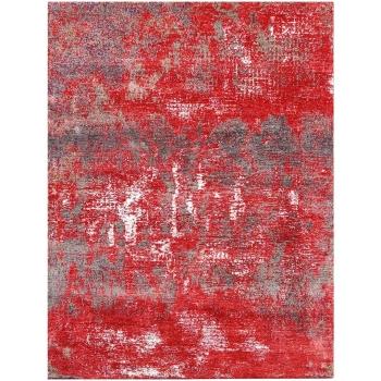15499 Moderner Design Teppich Anastasia handgeknüpft 240 x 170 abstrakt Wolle Viskose