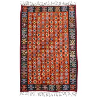 14772 Kelim Teppich Türkei 290 x 200 cm