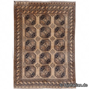 Ersati rug antique vintage gold