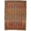 Handgeknüpfte feine Täbriz (Tabriz, Tabris) Perserteppiche von preiswert bis superfein. Wolle und Korkwolle mit Seide - Hier klicken!