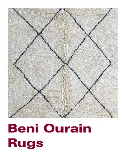 Djoharian Collection - Our Beni Ourain Rugs on #Instagram