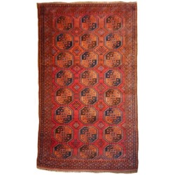 Antique Afghan rugs, Balouch Rugs, Turkman rugs