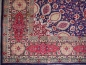 Preview: 09567 Tabriz Persian Rug 13 x 10 ft - 380 x 306 cm vintage
