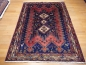 Mobile Preview: 11334 Afshar Sirjan rug Iran / Persia 7.3 x 4.8 ft / 223 x 147 cm