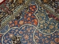 Preview: 12233 Qum Silk rug 6.4 x 4.4 ft - 195 x 132 cm