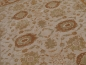 Mobile Preview: 12712 Tabriz Ziegler rug 10 x 7. ft Caramel Beige hand knotted