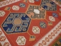 Mobile Preview: 12919 Kilim rug Iran / Persia 5.9 x 4.9 ft / 181 x 148 cm