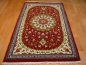 Preview: 13033 Qum rug Iran / Persia 4.3 x 2.7 ft / 131 x 81 cm