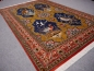 Mobile Preview: 13190 Qum Silk rug 5.0 x 3.3 ft / 153 x 100 cm