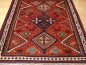 Preview: 13346 Loribaft Aghamiri tribal rug 8 x 5,9 ft / 243 x 181 cm