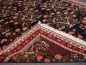 Preview: 13497 Afshar Sirjan rug trees of life 7.2 x 5.2 ft / 218 x 158 cm vintage