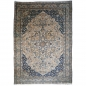 Preview: 14233 Tabriz antique persian rug 10.3 x 7.4 ft / 315 x 225 cm