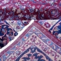 Mobile Preview: 12 x 9 ft antique rug agra mughal carpet 14242