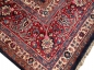 Preview: 10 x 13 ft persian rug mashad carpet blue pink rud antique 14324