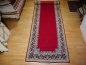Preview: Kerman vintage rug Iran / Persia 16.6 x 4.9 ft / 505 x 150 cm The red Carpet - a beautiful vintage persian Kerman rug.