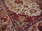 Preview: 14508 Kashan vintage rug Iran / Persia 7.1 x 4.6 ft / 215 x 141 cm