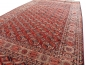 Preview: 14691 Bokhara antique rug Turkmenistan 12.3 x 7.1 ft / 375 x 216 cm