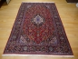 Preview: 14873 Persian Rug Kashan vintage 7.1 x 4.6 ft ft / 216 x 140 cm