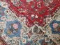 Preview: 14947 Kashan oversized rug 15.5 x 11 ft red blue beige