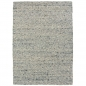 Preview: 15238 Hand-woven rug Pebbles 6.3 x 4.3 ft 190 x 130 cm gray beige brown